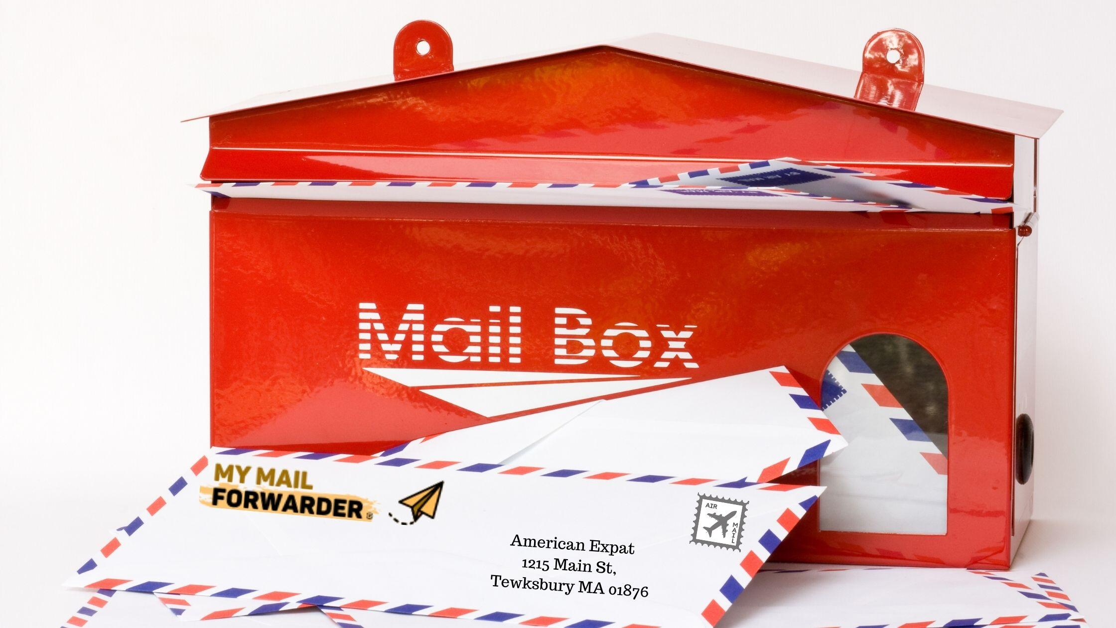 Mail Forwarding Service For American Expats